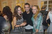 Fashion Entree - Albertina - Do 25.09.2014 - Sasa SCHWARZJIRG, Fadi und Ines MERZA5