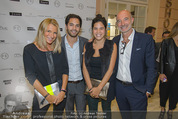 Fashion Entree - Albertina - Do 25.09.2014 - Doris u. Gabor ROSE m. Kindern Jennifer, Daniel (Sophie), Olivia9