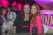 Pink Ribbon Charity - Albertina Passage - Di 30.09.2014 - Bettina ASSINGER, Doris KIEFHABER23