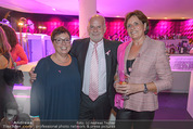 Pink Ribbon Charity - Albertina Passage - Di 30.09.2014 - Sabine OBERHAUSER, Manfred AINEDTER mit Ehefrau31