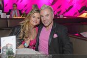 Pink Ribbon Charity - Albertina Passage - Di 30.09.2014 - Andrea BOCAN, Uwe KR�GER34