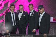 Pink Ribbon Charity - Albertina Passage - Di 30.09.2014 - The rats are back (Oberhauser, Piesczek, Papilaya, Schulz)5