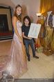 Miss World Einkleidung - LaHong Atelier - Mi 01.10.2014 - Nhut LA HONG, Julia FURDEA20