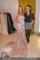 Miss World Einkleidung - LaHong Atelier - Mi 01.10.2014 - Julia FURDEA, Silvia SCHACHERMAYER (HACKL)23