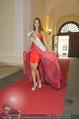 Miss World Einkleidung - LaHong Atelier - Mi 01.10.2014 - Julia FURDEA50