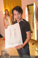 Miss World Einkleidung - LaHong Atelier - Mi 01.10.2014 - Nhut LA HONG67