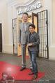 Miss World Einkleidung - LaHong Atelier - Mi 01.10.2014 - Nhut LA HONG mit Gesch�ftsf�hrer Josef EDER (GF)7