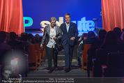 AppSolute Haider Vorpremiere - Akzent Theater - Mi 01.10.2014 - Alfons HAIDER mit Mutter Anna25