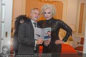 Uwe Kröger Buchpräsentation - Hotel Imperial - Mi 01.10.2014 - Uwe KR�GER, Claudio HONSAL23