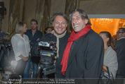 Uwe Kröger Buchpräsentation - Hotel Imperial - Mi 01.10.2014 - Norbert OBERHAUSER, Heinz HANNER29