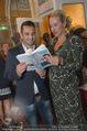 Uwe Kröger Buchpräsentation - Hotel Imperial - Mi 01.10.2014 - Fadi MERZA, Andrea BUDAY31