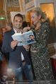 Uwe Kröger Buchpräsentation - Hotel Imperial - Mi 01.10.2014 - Fadi MERZA, Andrea BUDAY32