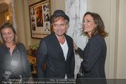 Uwe Kröger Buchpräsentation - Hotel Imperial - Mi 01.10.2014 - Sascha WUSSOW, Carolyn AIGNER33