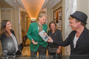 Uwe Kröger Buchpräsentation - Hotel Imperial - Mi 01.10.2014 - Sascha WUSSOW, Albert FORTELL37