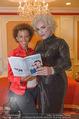 Uwe Kröger Buchpräsentation - Hotel Imperial - Mi 01.10.2014 - Uwe KR�GER, Arabella KIESBAUER4
