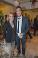 Appsolute Haider Premiere - Theater Akzent - Fr 03.10.2014 - Norbert OBERHAUSER mit Ehefrau Sarah12