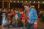 Appsolute Haider Premiere - Theater Akzent - Fr 03.10.2014 - Katrin LAMPE, Arabella KIESBAUER30