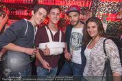 In da Club - Melkerkeller - Sa 04.10.2014 - in da club, Melkerkeller Baden2