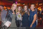 Kalenderpräsentation - Eden Bar - Di 07.10.2014 - Julia FURDEA, Ena KADIC, Silvia SCHACHERMAYER, Tanja DUHOVICH1