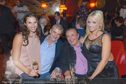 Kalenderpräsentation - Eden Bar - Di 07.10.2014 - Richard und Cathy LUGNER, Arthur WORSEG, Kristina HASELBAUER17