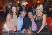 Kalenderpräsentation - Eden Bar - Di 07.10.2014 - Richard und Cathy LUGNER, Arthur WORSEG, Kristina HASELBAUER4