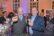 Brand Life Award - Novomatic Forum - Mi 08.10.2014 - Sigi MENZ, Rudolf Engelbert WENCKHEIM18