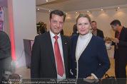 Brand Life Award - Novomatic Forum - Mi 08.10.2014 - Gerhard HREBICEK, Raphaella VALLON2