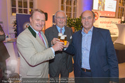 Brand Life Award - Novomatic Forum - Mi 08.10.2014 - Sigi MENZ, Rudolf Engelbert WENCKHEIM, Heinrich Dieter KIENER23