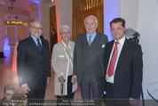 Brand Life Award - Novomatic Forum - Mi 08.10.2014 - Gerhard HREBICEK, Adi HIRSCHAL, Ruth+ Rudolf Engelbert WENCKHEIM4