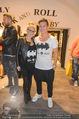 Store Opening - KissKissBangBang - Do 09.10.2014 - Marko STANKOVIC mit Ehefrau Yvonne10