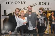Store Opening - KissKissBangBang - Do 09.10.2014 - Ines und Fadi MERZA, Sasa RIDEL7