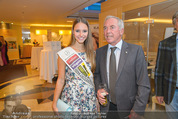 Wellness Gala - Hotel Marriott - Do 09.10.2014 - Julia FURDEA, Karl SCHRANZ1