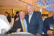 Wellness Gala - Hotel Marriott - Do 09.10.2014 - Edi FINGER, Georg PAZDERKA14