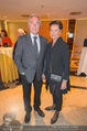 Wellness Gala - Hotel Marriott - Do 09.10.2014 - Karl SCHRANZ mit Ehefrau Evelyn15