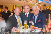 Wellness Gala - Hotel Marriott - Do 09.10.2014 - Magic CHRISTIAN, Georg PAZDERKA, Hans KARY21