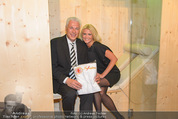 Wellness Gala - Hotel Marriott - Do 09.10.2014 - Toni POLSTER mit Birgit22
