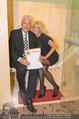 Wellness Gala - Hotel Marriott - Do 09.10.2014 - Toni POLSTER mit Birgit23