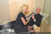 Wellness Gala - Hotel Marriott - Do 09.10.2014 - Toni POLSTER mit Birgit24