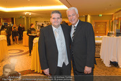 Wellness Gala - Hotel Marriott - Do 09.10.2014 - Toni POLSTER, Daniel BRUNNER29