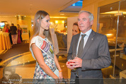 Wellness Gala - Hotel Marriott - Do 09.10.2014 - Julia FURDEA, Karl SCHRANZ37
