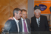 Wellness Gala - Hotel Marriott - Do 09.10.2014 - Peter ARTNER, Skender FANI, Toni POLSTER40