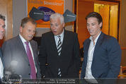 Wellness Gala - Hotel Marriott - Do 09.10.2014 - Skender FANI, Toni POLSTER, Roland LINZ43