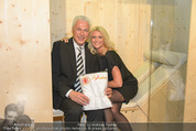 Wellness Gala - Hotel Marriott - Do 09.10.2014 - Toni POLSTER mit Birgit7