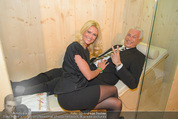 Wellness Gala - Hotel Marriott - Do 09.10.2014 - Toni POLSTER mit Birgit8