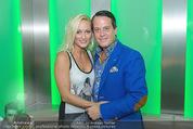 Fashion CheckIn - Le Meridien - Fr 10.10.2014 - Gregor GLANZ mit Daniela1