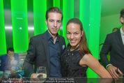 Fashion CheckIn - Le Meridien - Fr 10.10.2014 - Roswitha WIELAND mit Bruder13