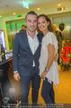 Fashion CheckIn - Le Meridien - Fr 10.10.2014 - Tanja DUHOVICH mit Ehemann Stergio22