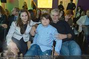 Fashion CheckIn - Le Meridien - Fr 10.10.2014 - Kristina HASELBAUER, Arthur WORSEG mit Sohn32