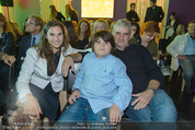 Fashion CheckIn - Le Meridien - Fr 10.10.2014 - Kristina HASELBAUER, Arthur WORSEG mit Sohn33