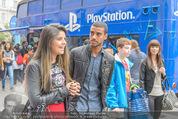 Game City - Rathaus - Sa 11.10.2014 -  ALAN mit Freundin55